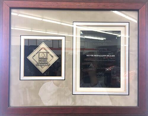 History | Affolder Implement Sales, Inc  | Sales-Service