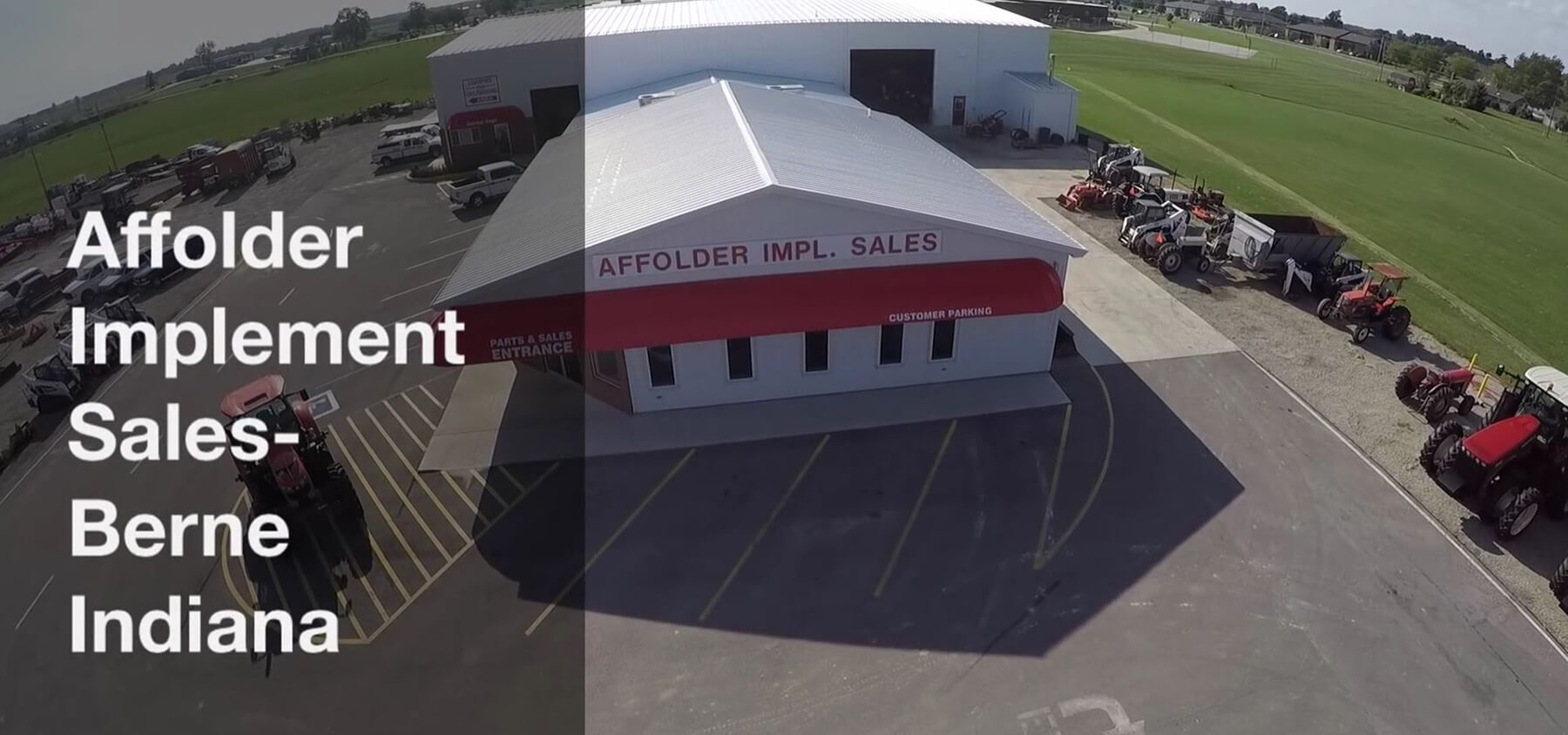 Affolder Implement Sales, Inc  | Sales-Service-Parts | Berne, IN